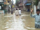 Flood in Nowshera cantt.