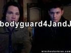 Jared Padalecki and Jensen Ackles Do Not Have Twitter, Facebook, etc WinchesterBros.com Exclusive