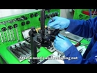 Bosch common rail injector repair procedure