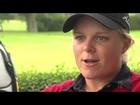 Caroline Hedwall on Solheim Cup