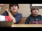 PUBLIC DANCING AT MCDONALD'S!!! (Day: 524 - 12/4/12)