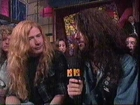 Hangin with Dave Mustaine Of Megadeth. Riki Rachtman Interview