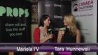 Mariela I'V, Tara Hunnewell, Social Media Lodge, AFM 2013