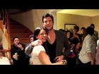 Bachelor Brad Smith & fiancee Bianka Kamber..Finale Party Surprise