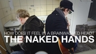 the NAKED HANDS /// Ballroom Session XIII