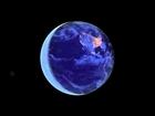 Planeta Terra à Noite