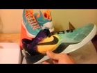 Nike basketball easter kobe 8 and kd v