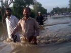 Pakistan Flood Nowshera Cantt Flood (2/7) .. Video by Tehseen Innocent on...Dated 29-07-2010