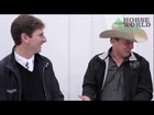 Paul Hayler & David Deptford (Interview) Horse World Live
