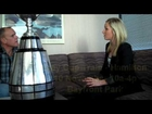 Jayblog CFL's Carly Smith Visits with The Grey Cup