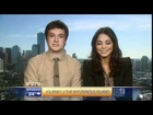 TODAY interview - Josh Hutcherson and Vanessa Hudgens