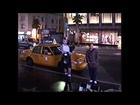 Hollywood Boulevard 2002 Night Scenes Break Dancing Limos