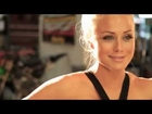 Supercross LIVE! 2012 - SX Ed with Miss Supercross - Ep. 4 - Warming Up With Dianna Dahlgren