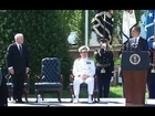 Armed Services Farewell Tribute for Secretary Gates