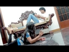 Kawruth Na Official Music Video Trailer - Chamath & Harsha
