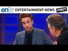 Robert Pattinson Talks On The Daily Show With Jon Stewart: ENTV