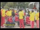 Ethiopian Olympic Team head to London