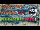 Fight My Monster TV Kung Fu Spoon 16: Inside the Dishwasher - SURPRISE ending!!!