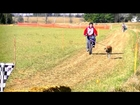 2012 Round Barn Dryland Rally BikeJoring 1 dog