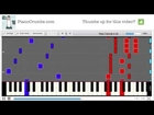How to Play Troublemaker by Olly Murs feat. Flo Rida - Piano Tutorial