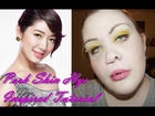 Park Shin Hye Inspired Makeup Tutorial