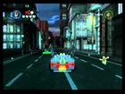 LEGO Batman 2: DC Superheroes Walkthrough: Red Brick Locations #2 - Score X4
