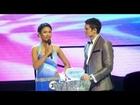 Czarina Catherine Gatbonton - Binibining Pilipinas 2010 Q&A.flv