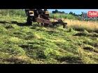 Koszenie trawy 2013|Ursus C-360-3P|Kosiarka Rotacyjna