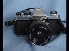 Yashica FX-7 35mm Camera / Yus Auto 28mm f/2.8 Lens / Thomas Cameras