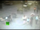 GUNMAN KILLS former BOSS in Empire State Building SHOOTING: POLICE CHASE [CCTV]