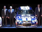 Hendrick Motorsports excited about 2013 Chevrolet SS race car