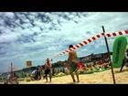 Australia Day Havaianas Thong Challenge 2013 à Bondi Beach