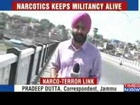 JK Militancy thrives on narcotics smuggling Video The Times of India