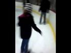 Stepmom Iceskating Fail HILAROUS