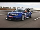 Dacia Duster No Limit Testing for Pikes Peak