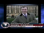 Nigel Farage Returns to Alex Jones Tv 2/3: Mr. Farage Puts Van Rompuy in His Place!