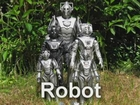 Robot Testicle Addict Hairy Girl Barbarian, Word Etymology