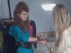 Bonnie Wright - Behind the Scenes of the