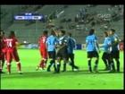 Peru 3 Uruguay 3 - Gol de Benavente de Penal - Sudamericano Argentina 2013 - 10/01/13