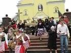 20090823 dozynki 2009 kosciol cz.3  po mszy Rzedzianowice