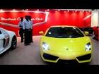 Lamborghini Gallardo LP560-4 Revving - Chennai, India