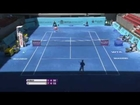 Li Na's Hot Shot In Madrid